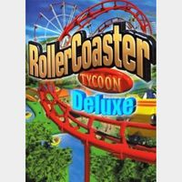 RollerCoaster Tycoon: Deluxe (Instant delivery)