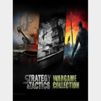 Strategy & Tactics: Wargame Collection FULL PACK (inc. DLCs)
