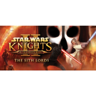 STAR WARS Knights of the Old Republic II - The Sith Lords (Steam - Instant delivery)