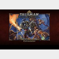 Talisman - The Dungeon Expansion (Instant delivery)