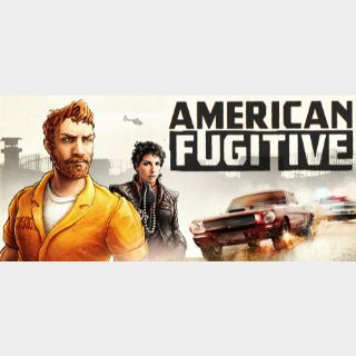 American Fugitive (Instant delivery)