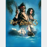 Port Royale 3 (Instant delivery)