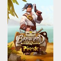 Braveland Pirate (Instant delivery)