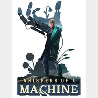 Whispers of a Machine (Instant delivery)