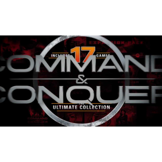 Command & Conquer The Ultimate Collection (PC Origin - Instant delivery)