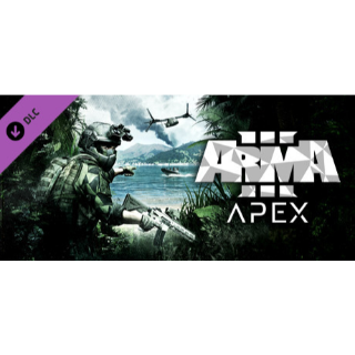 Arma 3 Apex DLC (Steam - Instant delivery)