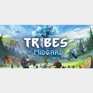 Tribes of Midgard (Instant delivery)