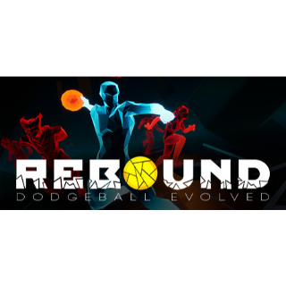 Rebound Dodgeball Evolved (PC Steam - Instant delivery)