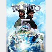 Tropico 5 (Instant delivery)
