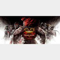 Street Fighter V (Instant delivery)