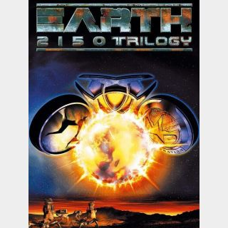 Earth 2150 Trilogy (Instant delivery)
