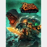 Battle Chasers: Nightwar (Instant delivery)