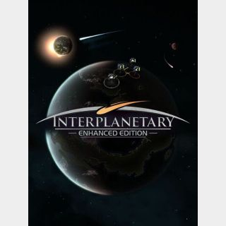 Interplanetary: Enhanced Edition (Instant delivery)