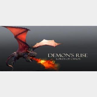 Demon's Rise - Lords of Chaos (Instant delivery)