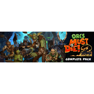 Orcs Must Die! 2 - Complete Pack (PC Steam - Fast delivery)
