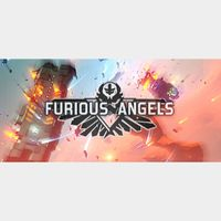 Furious Angels (Instant delivery)
