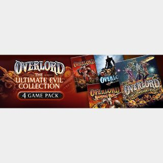 Overlord: Ultimate Evil Collection (Instant delivery)