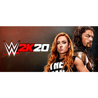 WWE 2K20 (EU Steam - Instant delivery)