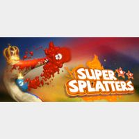 Super Splatters (PC Steam - Instant delivery)