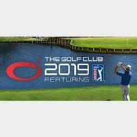 The Golf Club 2019: PGA Tour (EU Steam - Instant delivery)