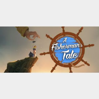 A Fisherman's Tale (VR Virtual Reality - Instant delivery)