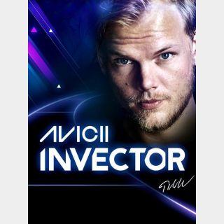 AVICII Invector (Instant delivery)