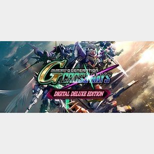 SD GUNDAM G GENERATION CROSS RAYS Deluxe Edition (Instant delivery)
