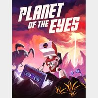 Planet of the Eyes (Instant delivery)