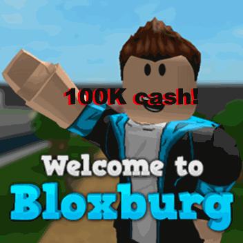 Other 100k Bloxburg Cash In Game Items Gameflip