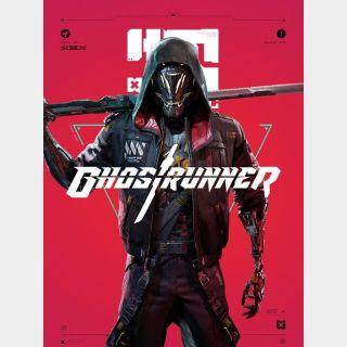 Ghostrunner (PC via GOG.com)