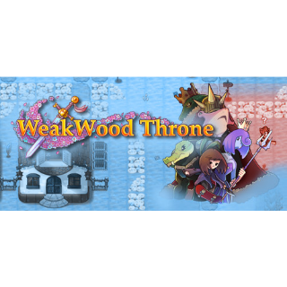 WeakWood Throne Steam Key