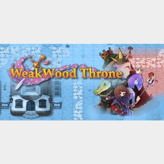 WeakWood Throne Steam Key