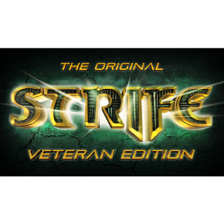 The Original Strife: Veteran Edition Steam Key