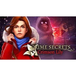 Crime Secrets: Crimson Lily Steam Key