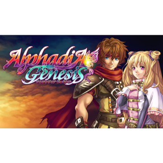 Alphadia Genesis Steam Key