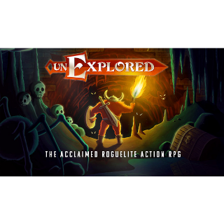 Unexplored Steam Key