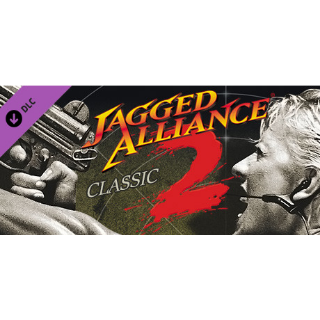 Jagged Alliance 2 Classic Steam Key DLC