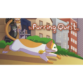 The Purring Quest Steam Key