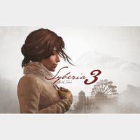 Syberia 3 Steam Key