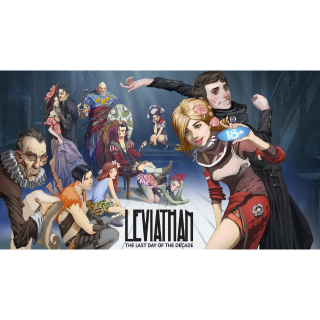 Leviathan: The Last Day of the Decade Steam Key