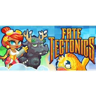 Fate Tectonics Steam Key