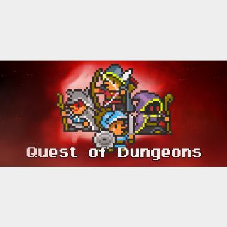 Quest of Dungeons Steam Key