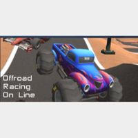 OFFROAD RACING ON LINE STEAM KEY