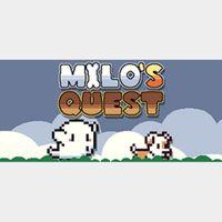 Milo's Quest STEAM KEY
