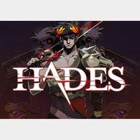 Hades steam key