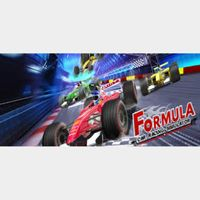 FORMULA CAR RACING SIMULATOR STEAM KEY