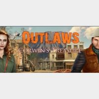 OUTLAWS: CORWIN'S TREASURE STEAM KEY