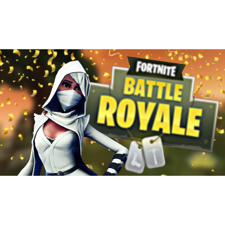 I will create you a fortnite banner/logo/thumbnail