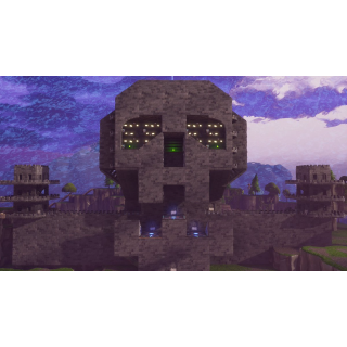 I will build an awesome looking skull in fortnite creative or save the world