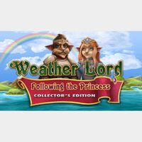 Weather Lord Following the Princess Collectors Edition